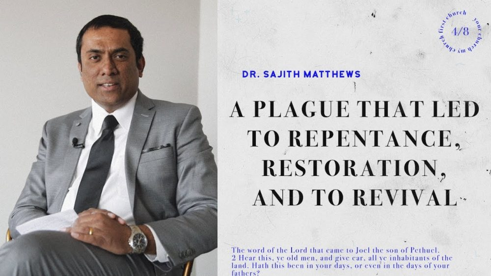 A Plague that Led to Repentance, Restoration, and to Revival