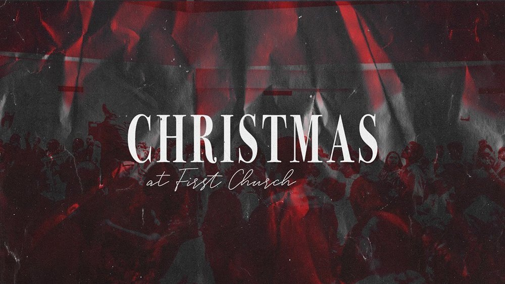 Christmas at First Church Image