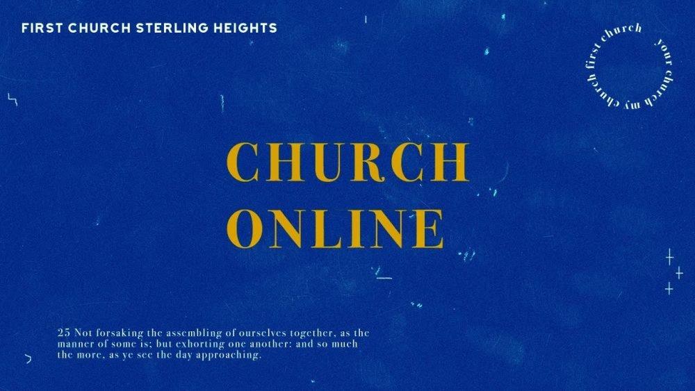 Church Online - Midweek Image
