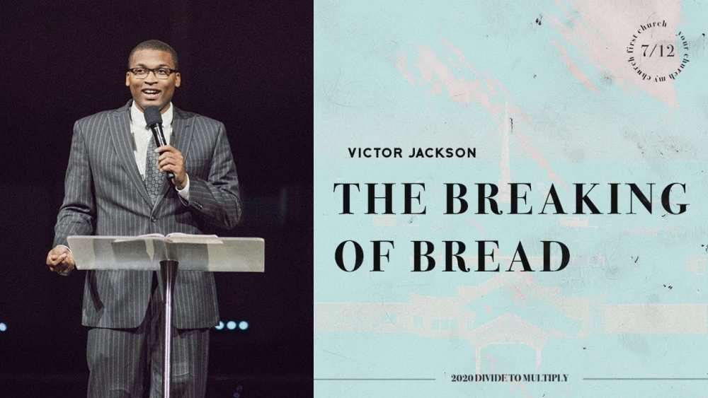 The Breaking of Bread Image
