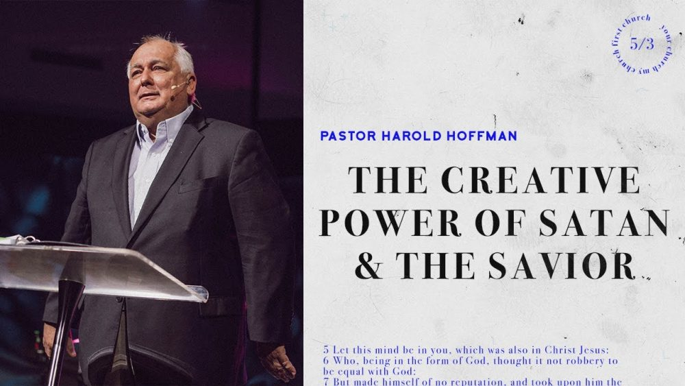 The Creative Power of Satan & the Savior Image