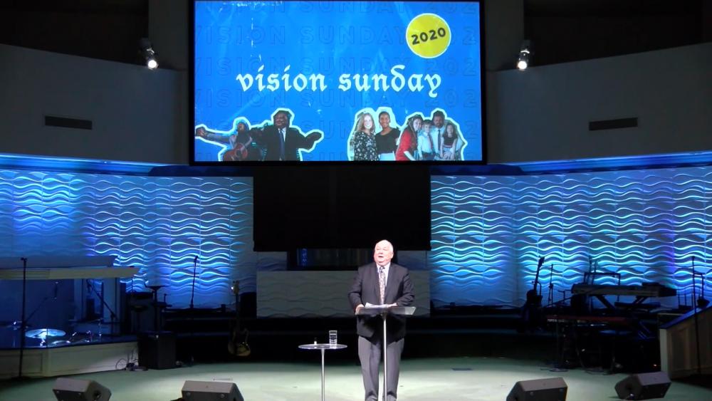 Vision Sunday 2020 Image