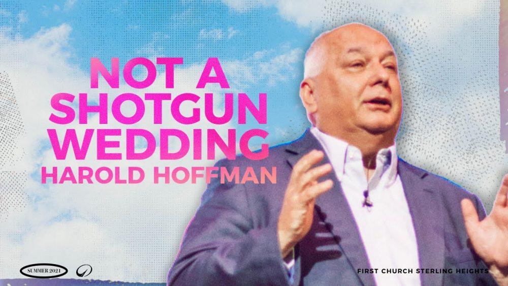 Not A Shotgun Wedding Image